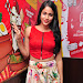 Lavanya at Red Fm Radio station-mini-thumb-3