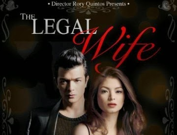 The Legal Wife January 27, 2014 Pilot Episode The Legal Wife is an upcoming Philippine television drama to be broadcast on ABS-CBN and worldwide on The Filipino Channel on January...