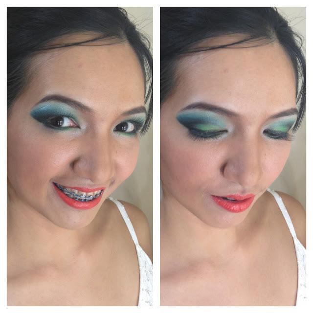 Arabic Wedding Makeup - Le Faerie Cosmetics