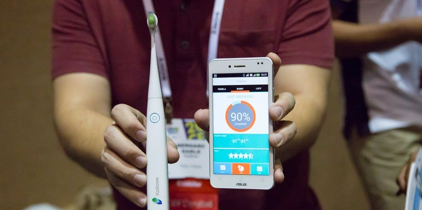 Smart Tooth Brush