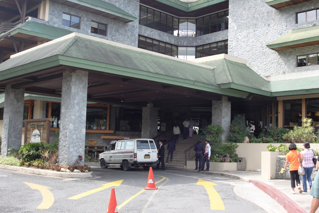 Accidental Lawyer Baguio Country Club
