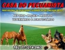 CASA DO PECUARISTA