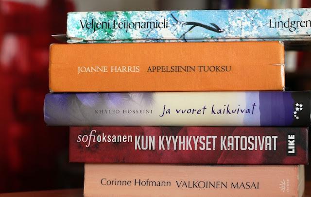 Image result for Suomalainen kirjasuositukset