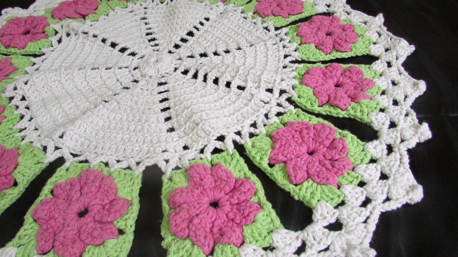 Tapete Para Sala De Croche Redondo Max Tapete Redondo Croch Sala Ou  -> Tapete Para Sala Croche