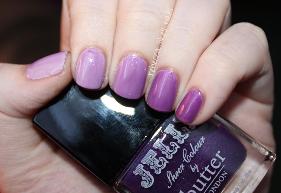 rebecca likes nails: April 2013