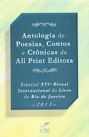 Antologia de poesias, contos e crônicas