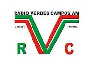 ouvir a Rádio Verdes Campos AM 710,0 Pinheiro MA