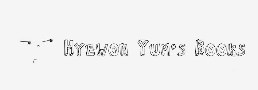 hyewon yum's books