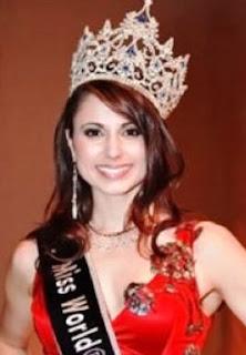 Dramatis, Denise Garrido Miss Universe Kanada 24 jam