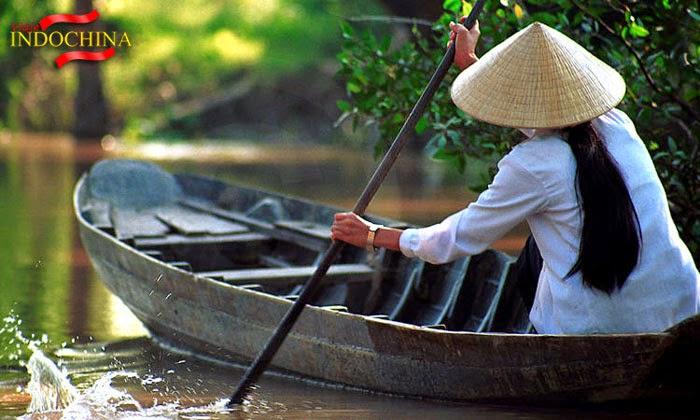 Río Mekong Vietnam
