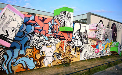 1-Graffiti Wall Art 2011