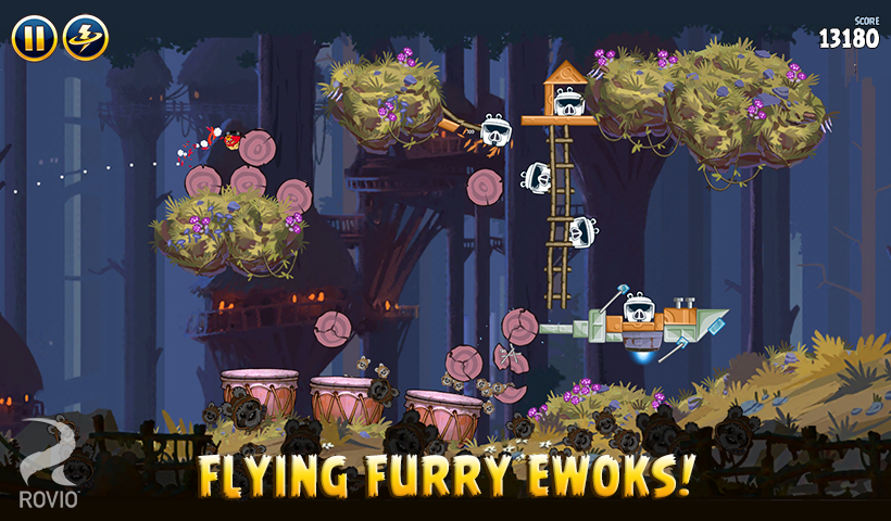 Angry Birds Star Wars II 1.9.25 Apk + MOD android - RevDl