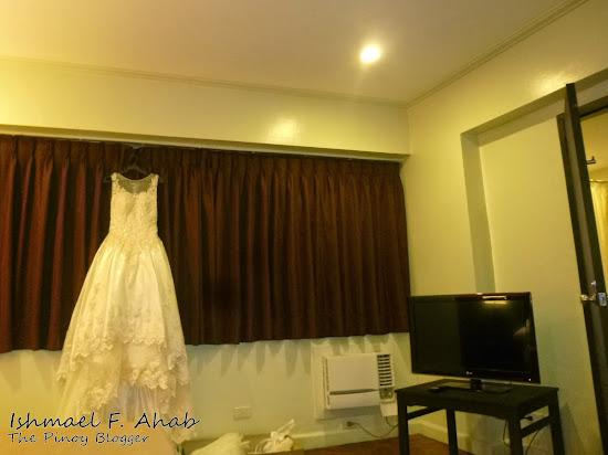Lei's room in Copacabana Apartment Hotel