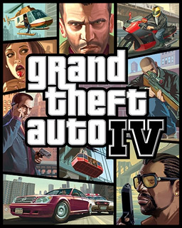 Gta 4 - compressed 12 mb rar game cover