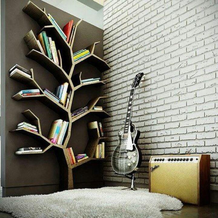 Reciclar, Reutilizar y Reducir : Originales librerías con materiales ...
