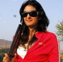Beautiful Indian Shooter Shagun Chowdhary