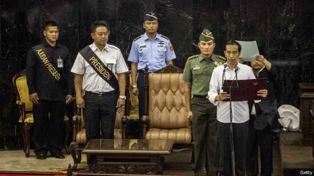 Jokowi-gladi