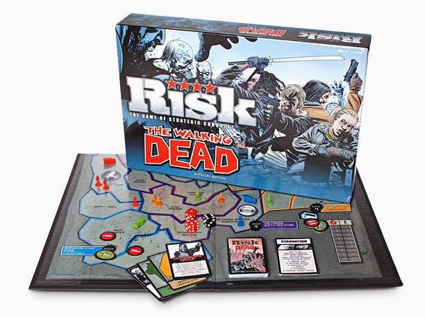 Juego Risk The Walking Dead