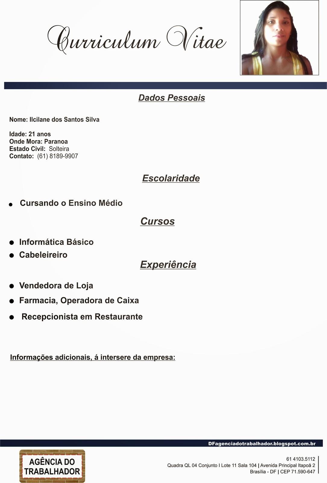 Dorable Ejemplos De Currículos Para Recepcionistas Festooning ...