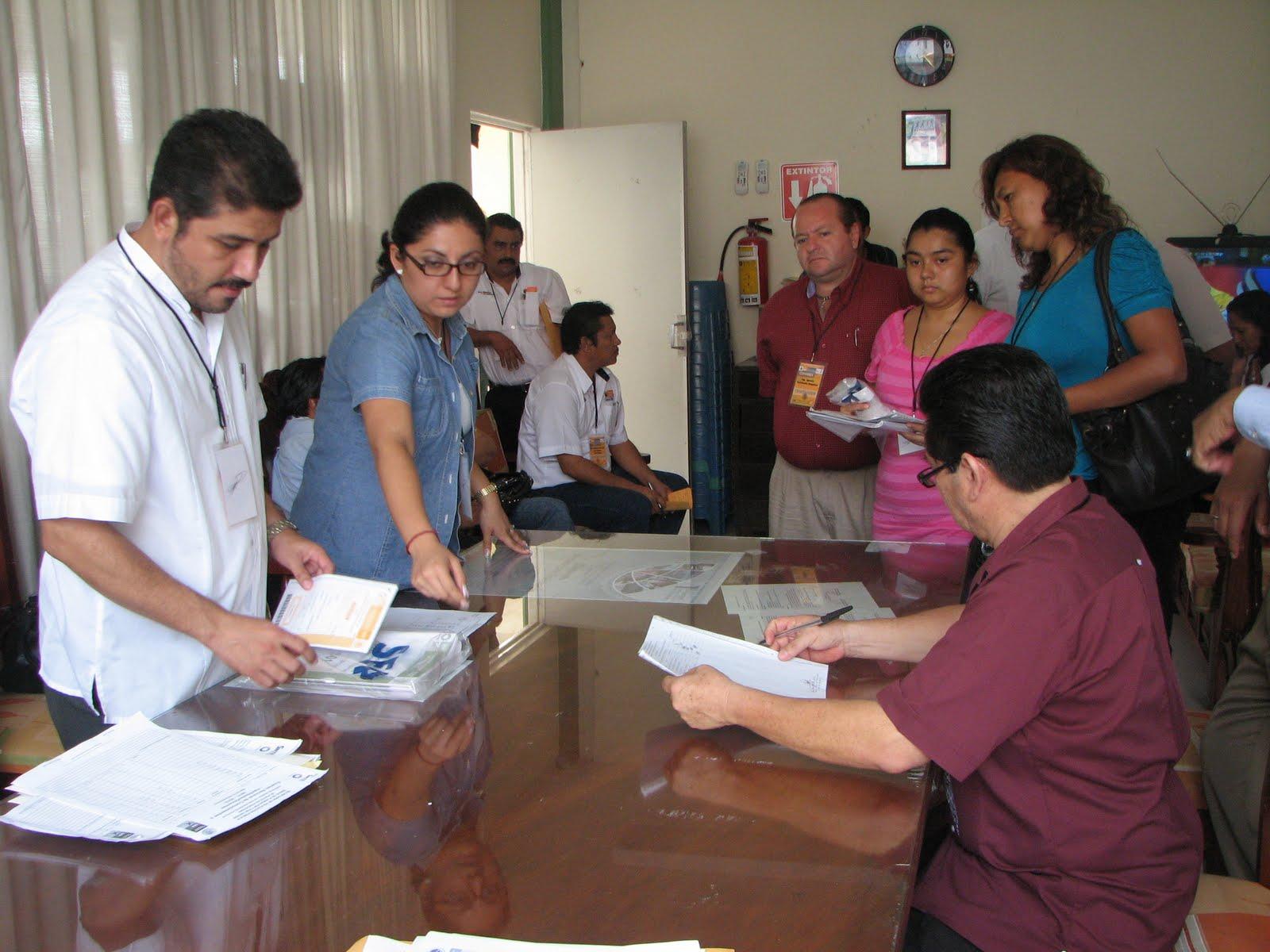 Coparmex chiapas coparmex participa con observadores en for Concurso para maestros