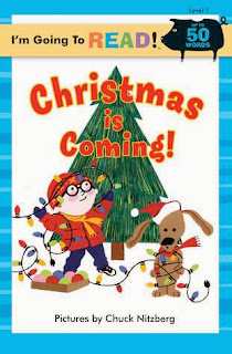 bookcover of  CHRISTMAS IS COMING by Harriet Ziefert