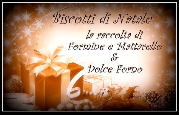Biscotti Di Natale Tirolesi.Spitzbuben Formine E Mattarello