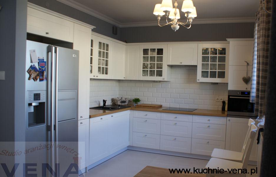 Meble kuchenne Lublin Vena w Domixie  opinie, porady, inspiracje Kuchnia w   -> Kuchnia Retro Cena