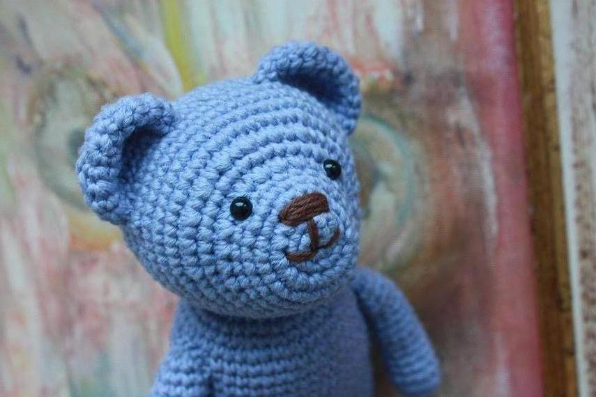 Amigurumi Free Patterns Bear : Happyamigurumi: new crocheted amigurumiteddy bears