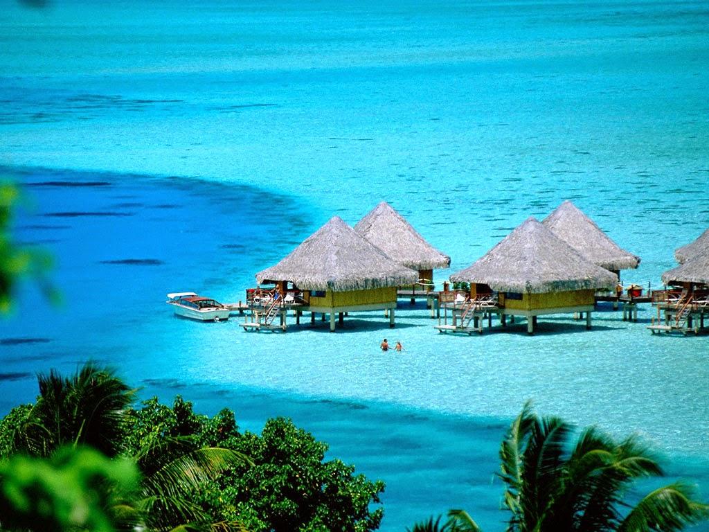 Resort Wisata Kepulauan Raja Ampat (Penginapan)