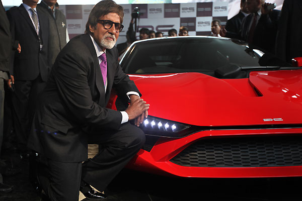 In India: DC Avanti Launched at Delhi Auto Expo  AUTO EXPO 2012