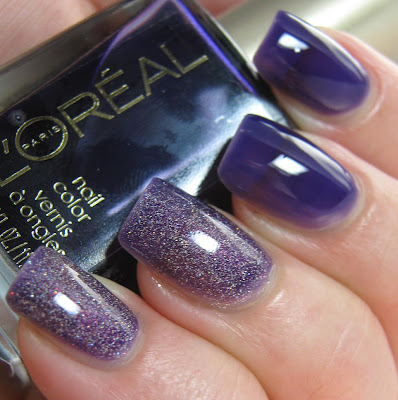 l'oreal berry nice swatch and review
