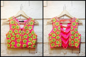 ARBITA METHA READYMADE BLOUSE