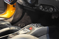 Ferrari 458 Italia interieur