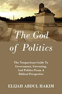 Pick Up Your Copy Of The God Of Politics