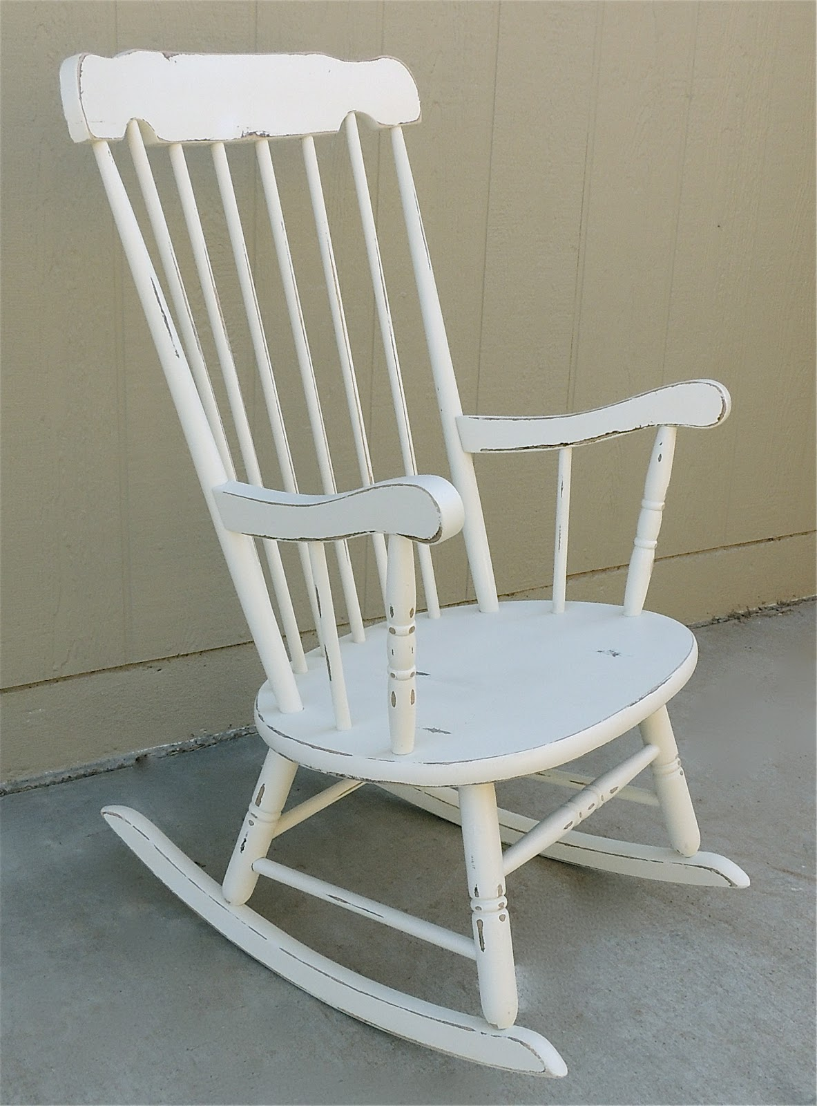... Boutique by Five to Nine Furnishings: Shabby Chic Rocking Chair