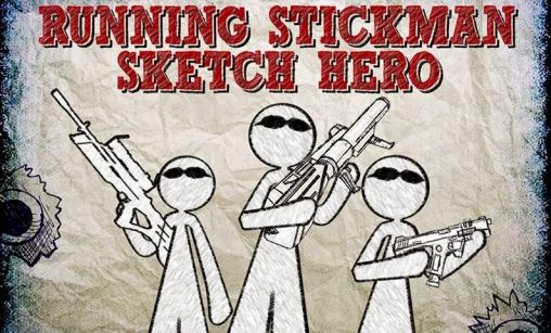 Running Stickman: Sketch Hero