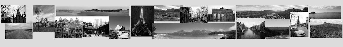 Bram's Travel Blog