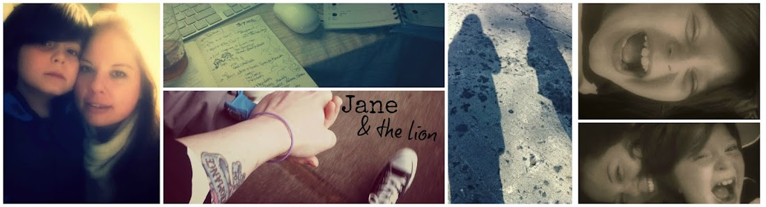 Jane and the Lion