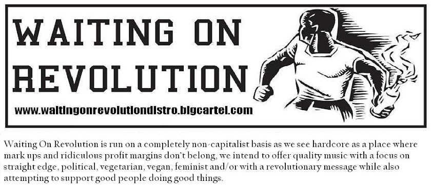 Waiting on revolution distro