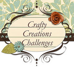 Winner at Crafty Creations # 183