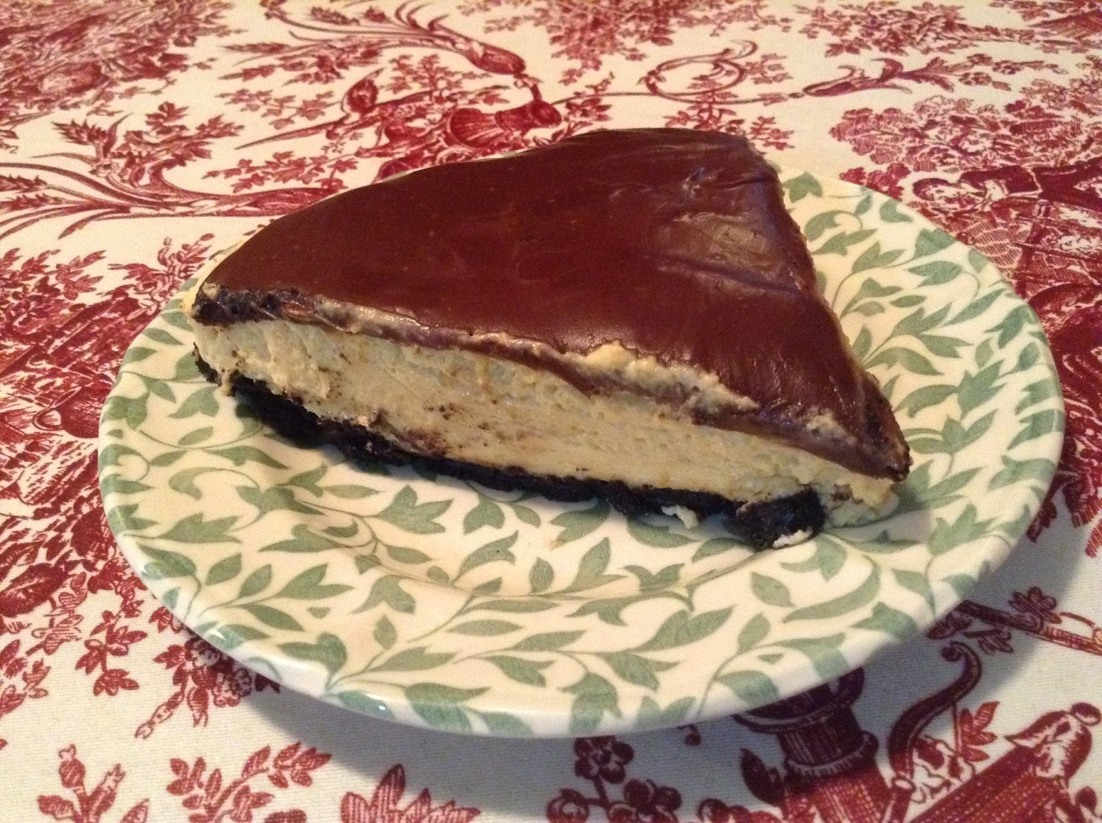 Tarta de queso y dulce de leche, cheesecake, receta