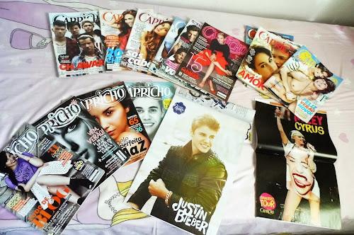 Dicas: Inspiração + Revistas