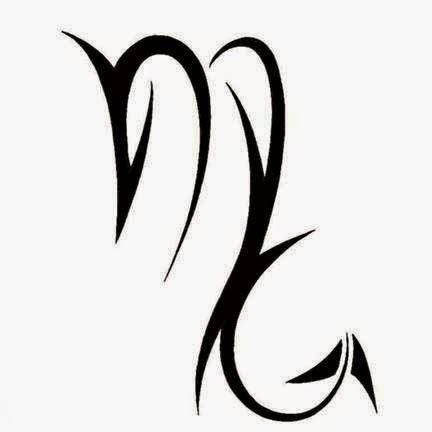 Diseño Tatuaje tribal signo Escorpión 03