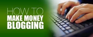 Cara Mendapatkan Uang dari Blog - Blog Oonline