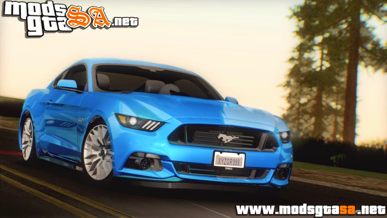 SA - ENB Series Project Real 2015