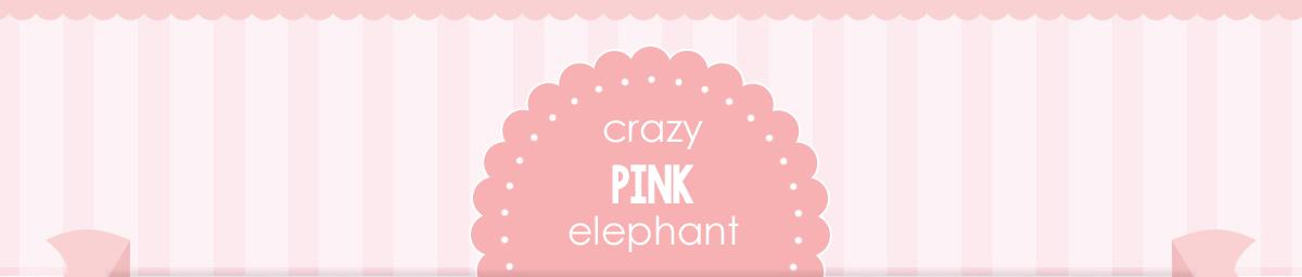 Crazy Pink Elephant
