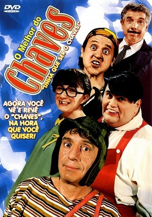 Chaves - Multishow Séries Torrent Download capa