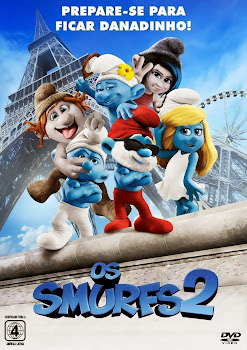 Download Os Smurfs 2 – BDRip AVI Dual Áudio + RMVB Dublado