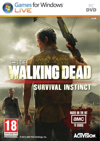 The Walking Dead: Survival Instinct Download PC GAME Full