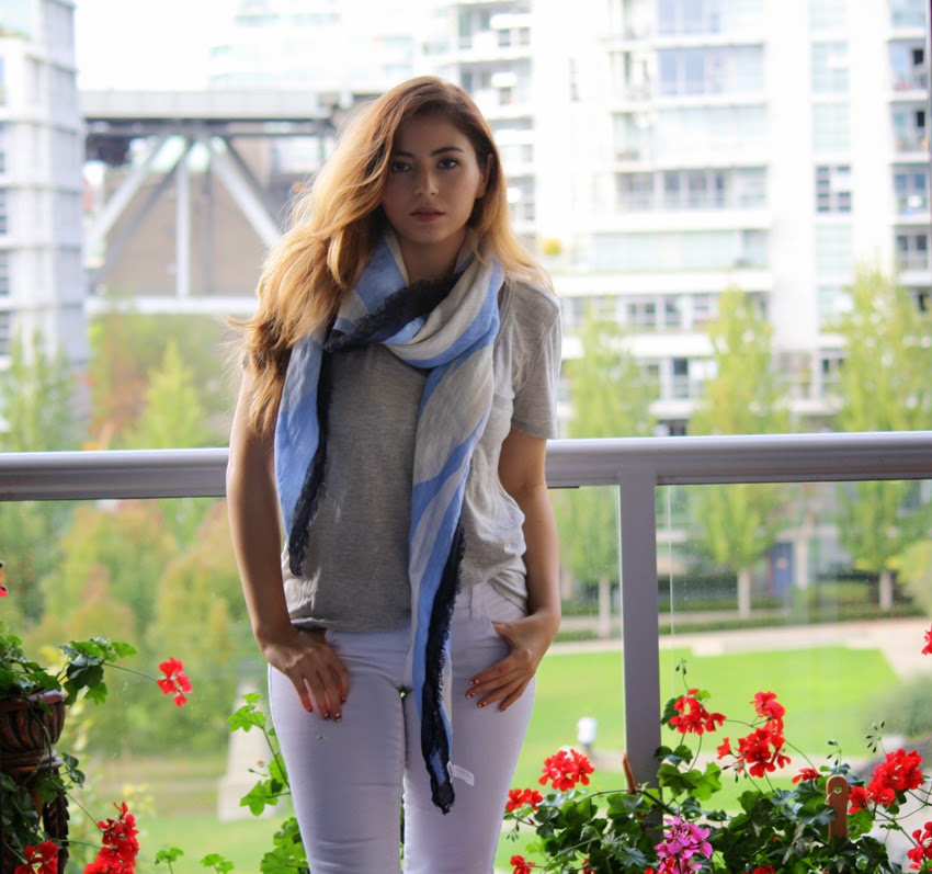 scarf-makeup-hair-clubmonaco-ae-jeans-basics